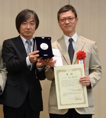 中村啓彦教授(海洋物理学)が2017年度日本海洋学会日高論文賞を受賞