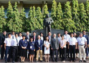 タイ・カセサート大学で熱帯水産学国際連携プログラム運営協議会が行われました