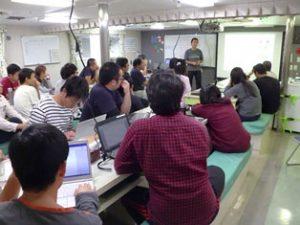 かごしま丸が連合大学院農学研究科と愛媛大学の学生を対象とした共同利用乗船実習を実施しました