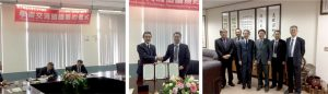 台湾・国立嘉義大学と部局間学術交流協定を締結しました