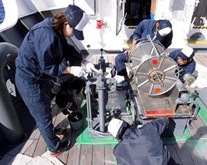 かごしま丸2018年度遠洋航海日記