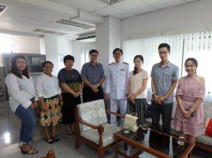 熱帯水産学国際連携プログラム登録学生の海外派遣が始まりました