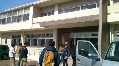 去年の会場(宮崎大学延岡フィールド)