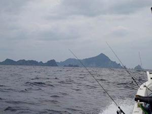 宇治群島の最高峰 清内岳の由来は初代水産学部長山本清内先生