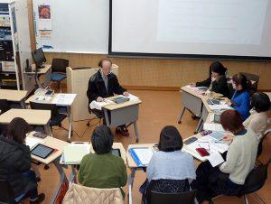 板倉隆夫名誉教授が社会人向け英語講座を開講しました