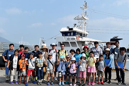 鹿児島大学水産学部公開講座 親子で冒険!かごしまの海2019[募集を終了しました]