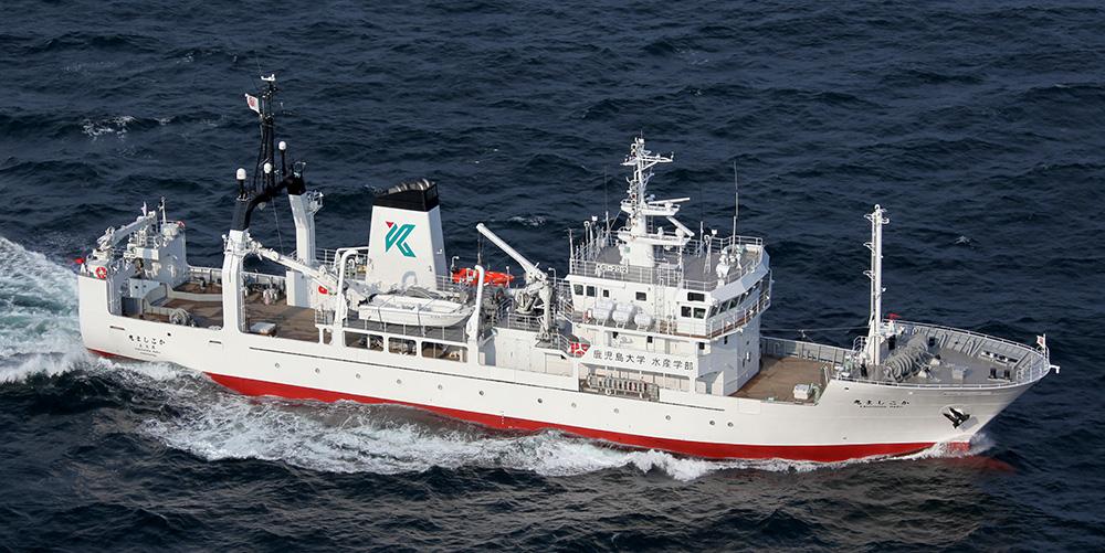 2020年度公海域水産乗船実習日記[かごしま丸]最終話