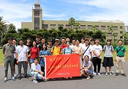 華中農業大学水産学院の学生と先生が来学しました